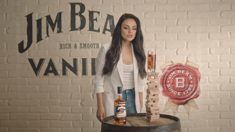 Jim Beam - Jenga