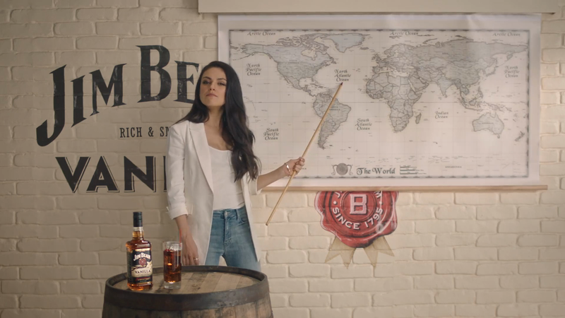 Jim Beam - Meet In The Middle