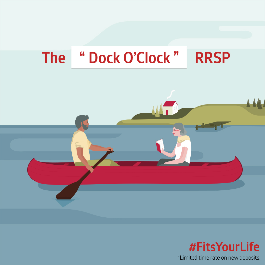 "The ""Dock O'Clock"" RRSP"