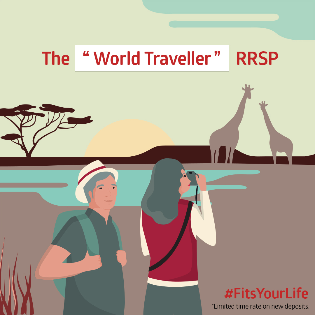"The ""World Traveller"" RRSP"