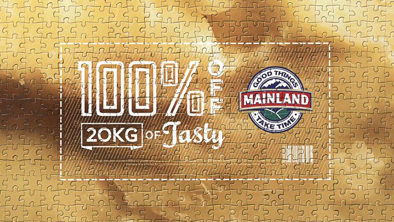 The Mainland 2000-piece voucher