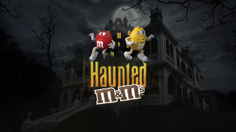 Haunted M&M's