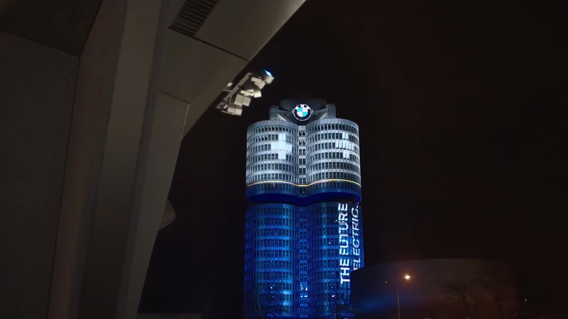 BMW – Transformation of a Landmark