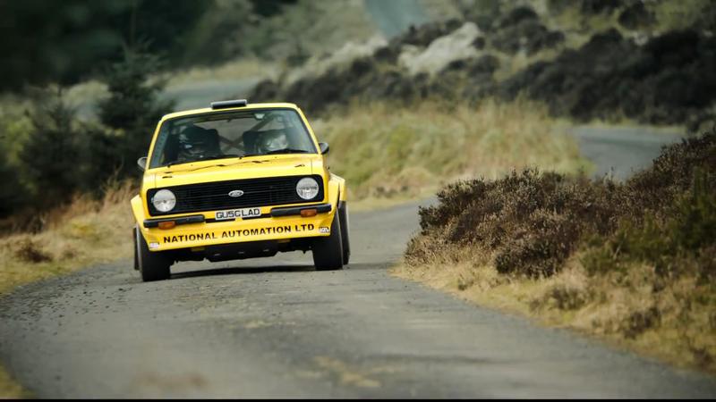 eir - Rally Drivers 60'