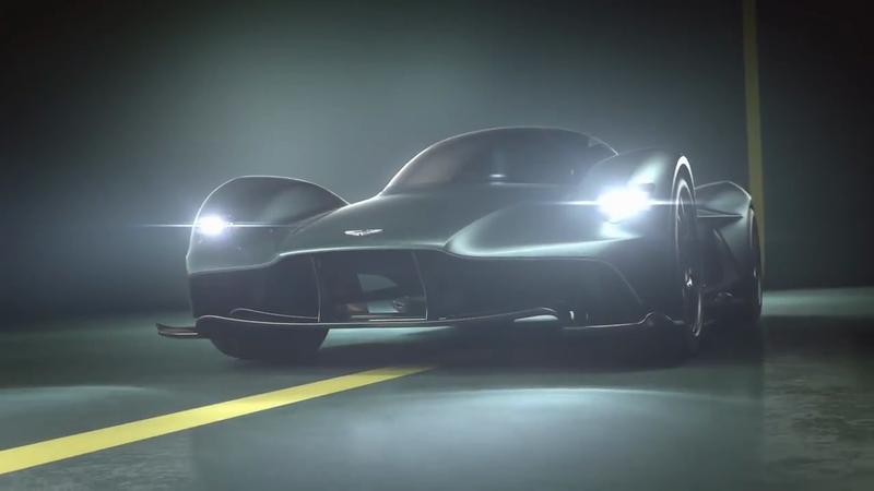 Aston Martin - Valkyrie