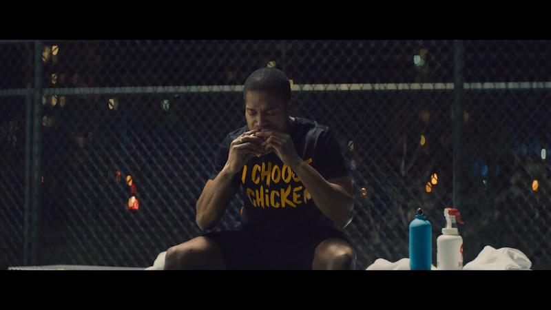 McDonalds Choose Chicken