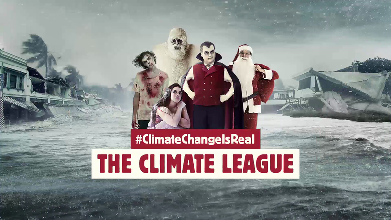 The Climate League
