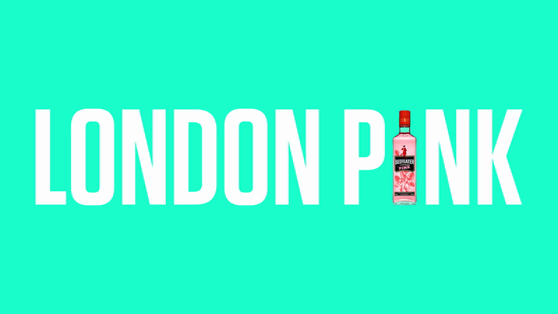 The Launch of Beefeater Pink Gin