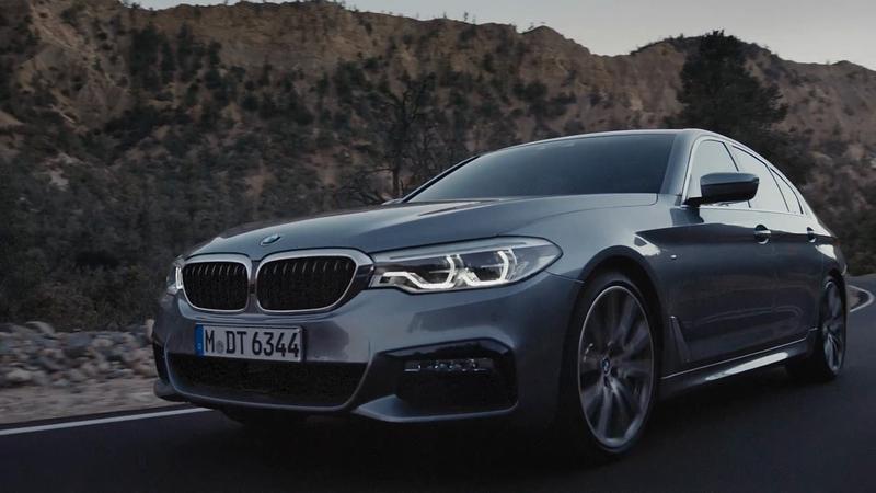 "BMW 5-Series  ""Legacy"""