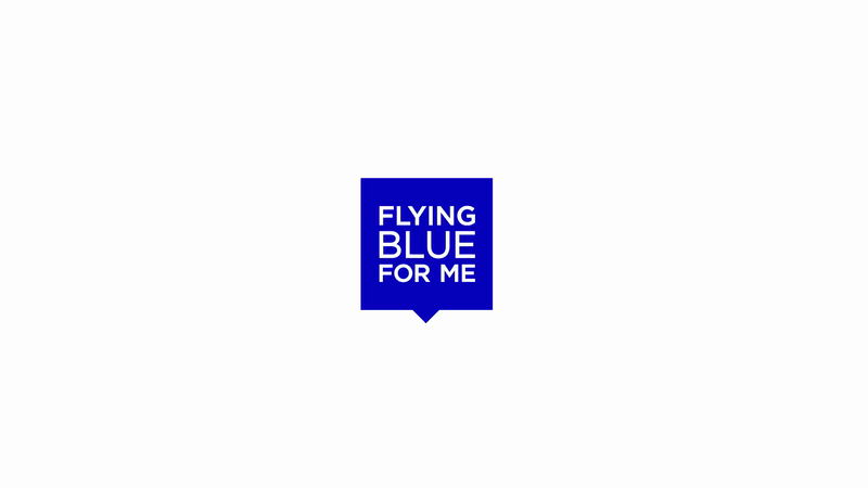 FLYING BLUE // TODAY I AM