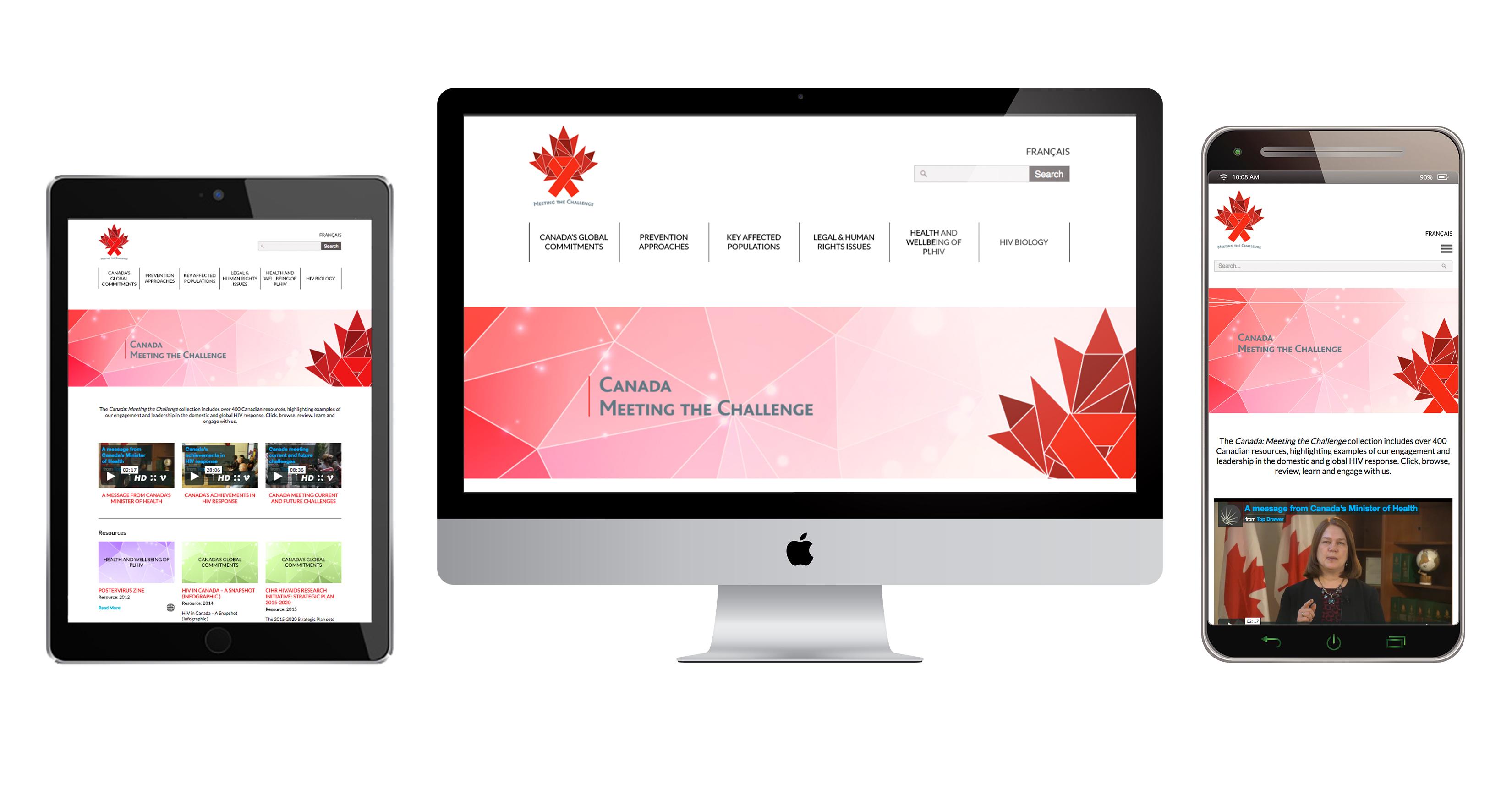 Canadian AIDS Pavilion 2016