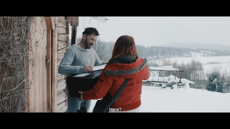 "#EUANDME ""The Loner"" directed by Tomasz Konecki"
