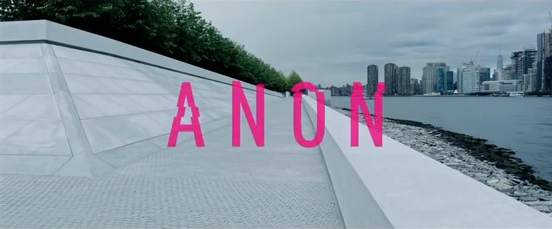 Anon International Trailer