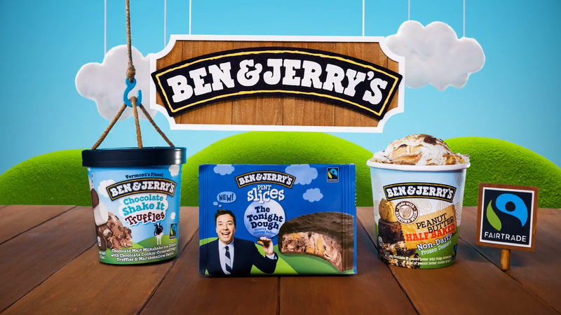 Ben and Jerry's For the Love of Ice Cream