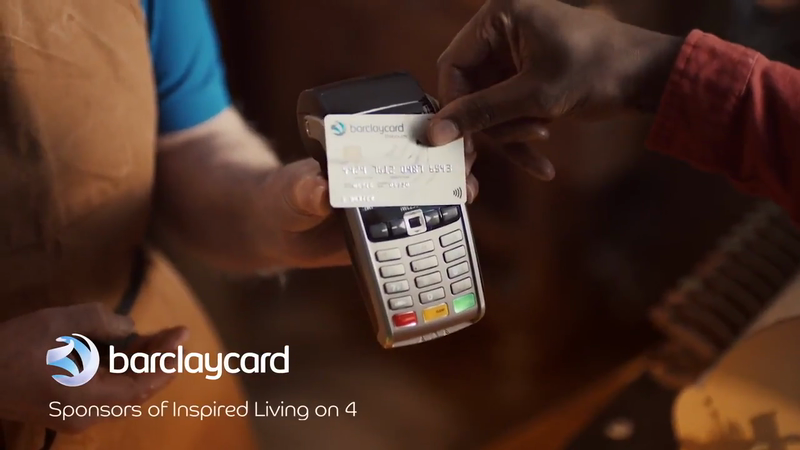 Barclaycard Channel 4 Idents