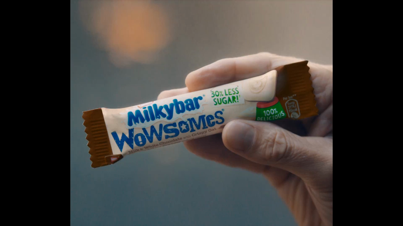 NESTLÉ MILKYBAR WOWSOMES - WHY NOT?