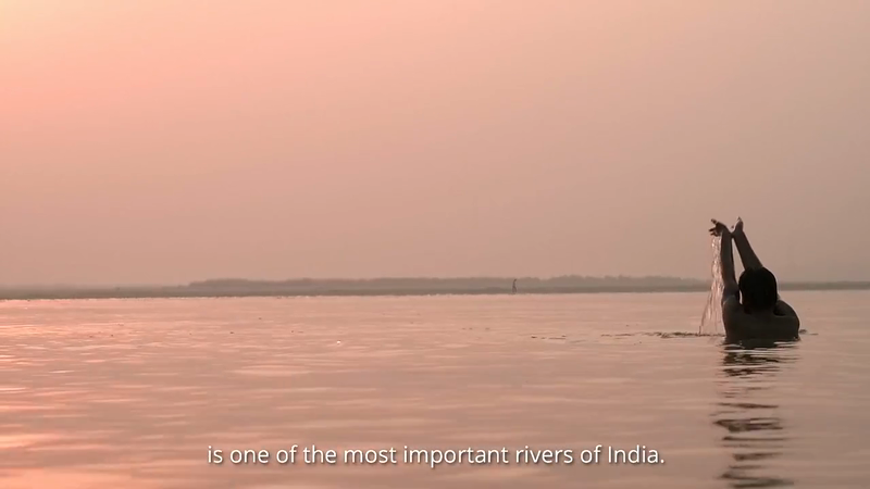 Tinderflint and WWF-UK head to India to tackle pollution in the Ganges River Basin.