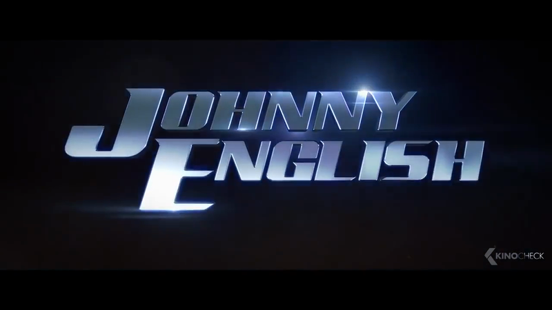 Johnny English 3 trailer