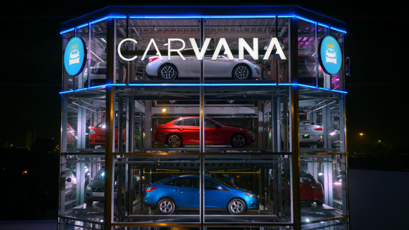 "Carvana ""Vending Machine"""