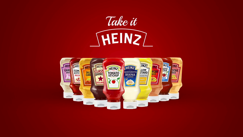 Take it Heinz