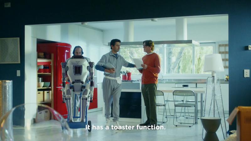 Renault - Toaster