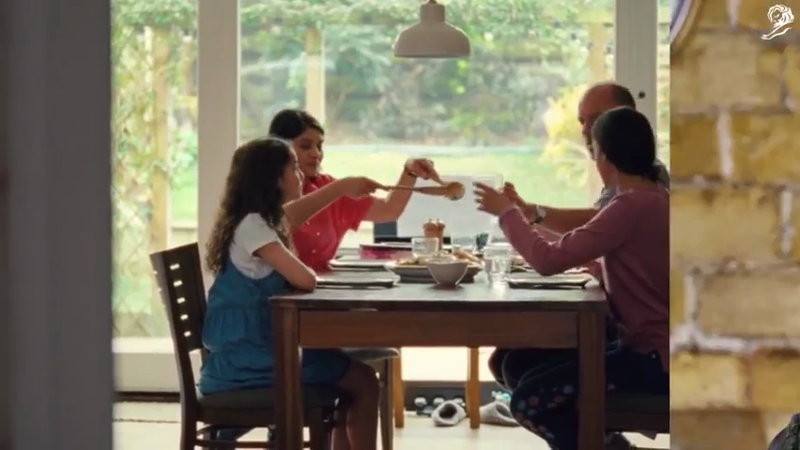 Tesco Love Stories Cannes Case Study