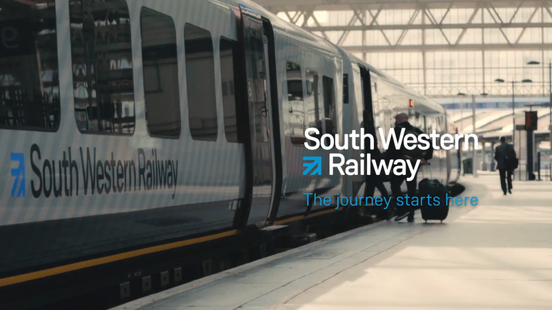South Western Railway - The Journey Starts Here