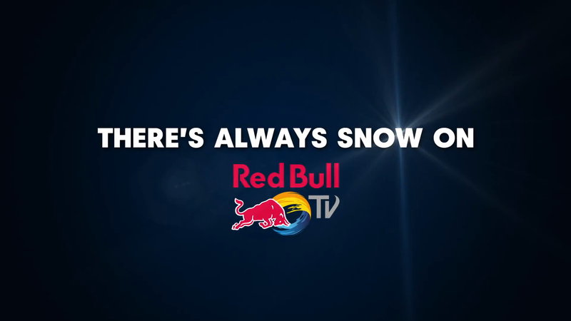 There's Always Snow on Red Bull TV