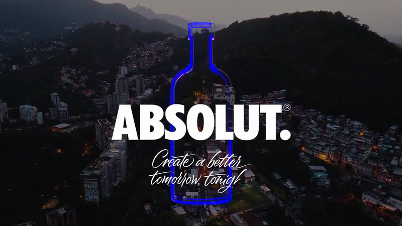 Absolut - A Night For Change Global