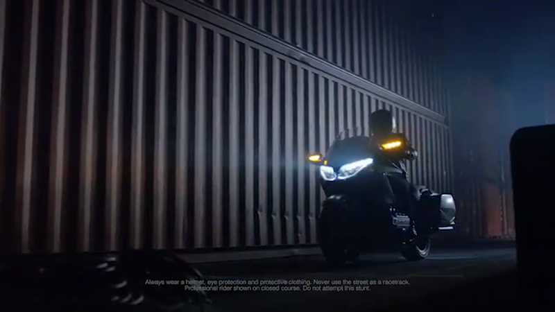 "Honda Gold Wing ""What Lies Beyond?"" Episode 5"