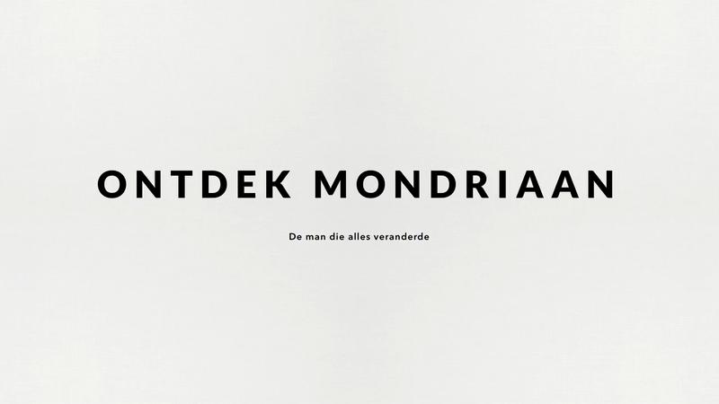 Mondrian's Cross-Medial Campaign