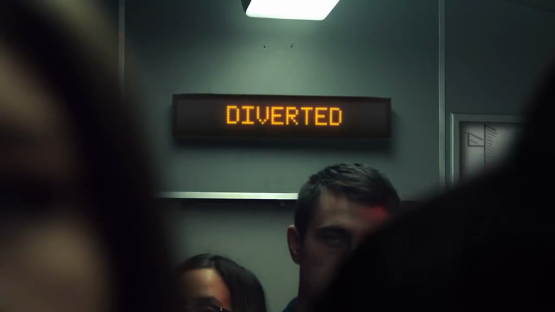 The National Autistic Society Campaign - 'Diverted'