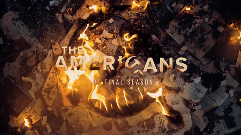 "FX's The Americans Season 6 ""Aflame"""