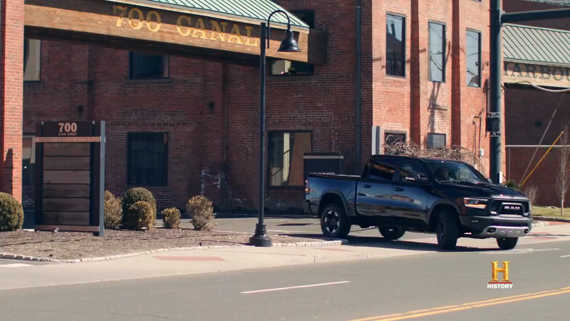 History Channel Brand Partnership: Forged In Fire & RAM Trucks