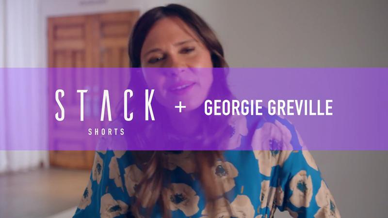 STACK SHORTS - Georgie Greville
