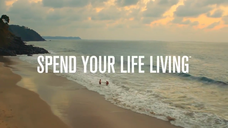 NORTHWESTERN MUTUAL: SPEND YOUR LIFE LIVING OCEAN