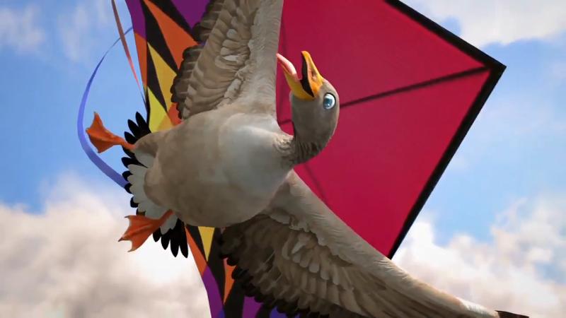 "NERD: Freederm ""Goose"" - Peter Szewczyk"