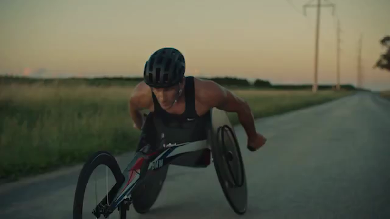 BMW - Wheelchair Anthem
