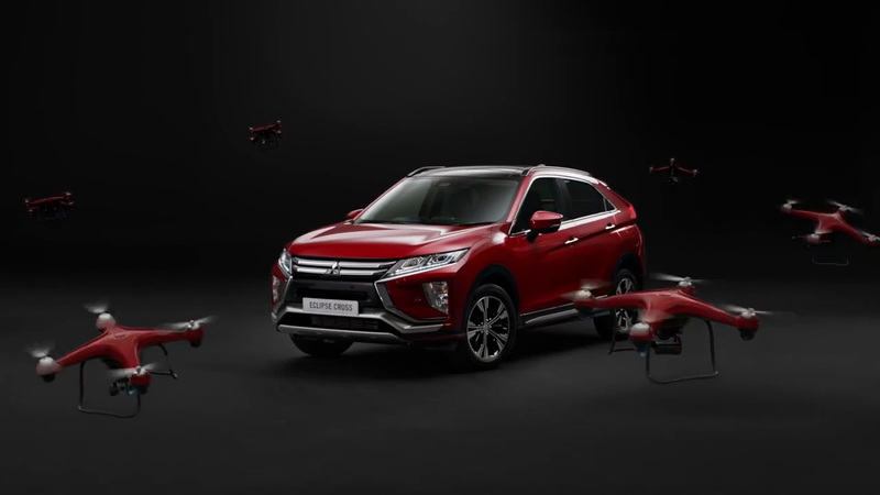 Mitsubishi Motors Channel 4 Idents - 'Absorbing Life'