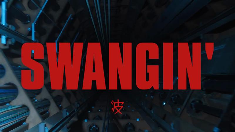 BLACKWAVE - Swangin'