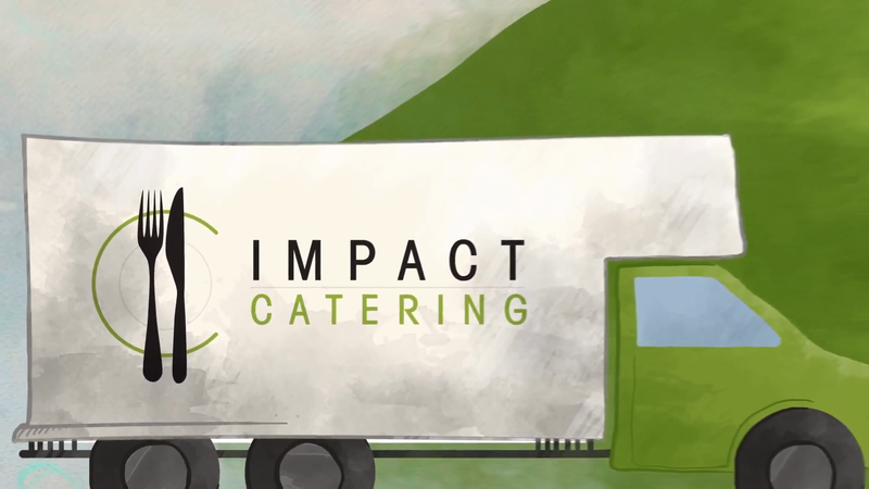 Impact Catering Animation
