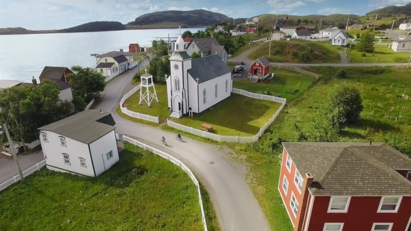Newfoundland and Labrador Tourism - Conductor
