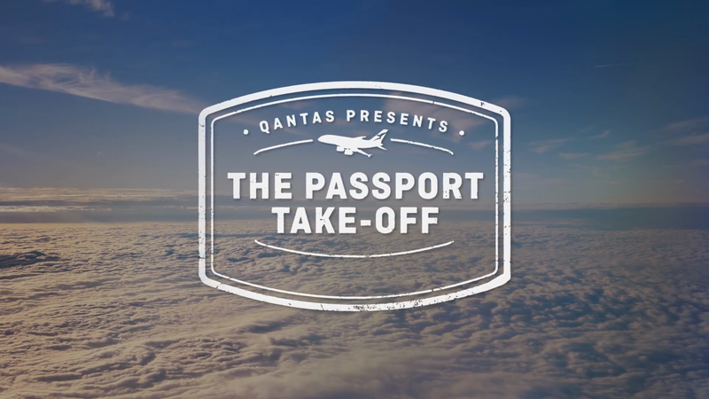The Passport Take-Off