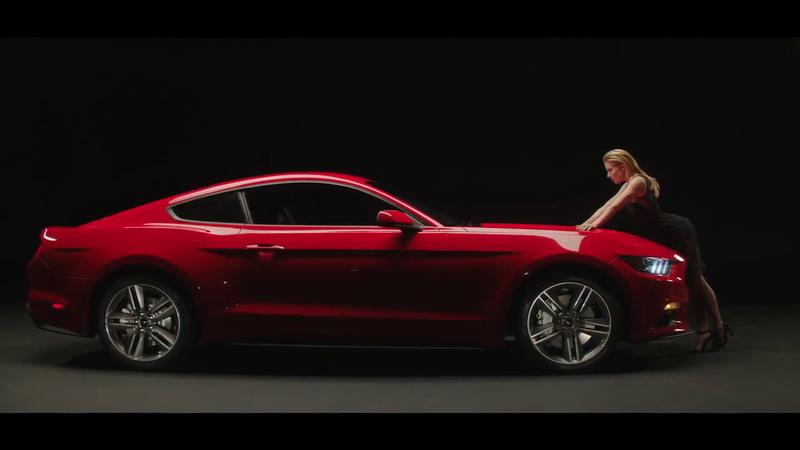 Ford Mustang - Sienna Miler