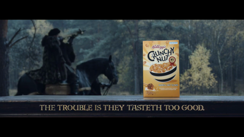Crunchy Nut Cornflakes 'The Trouble Is'