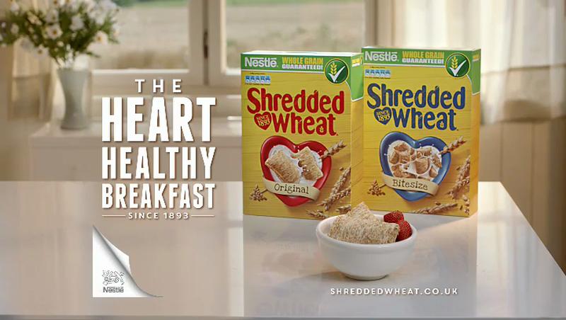 Shreded Wheat