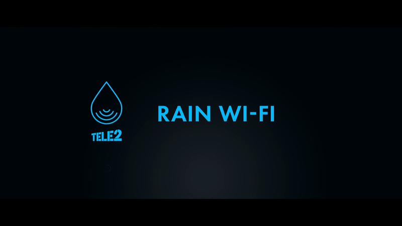 Rain Wifi