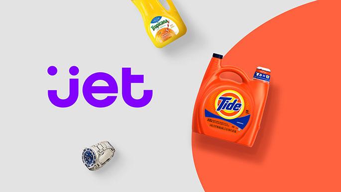 Jet.com Brand Identity