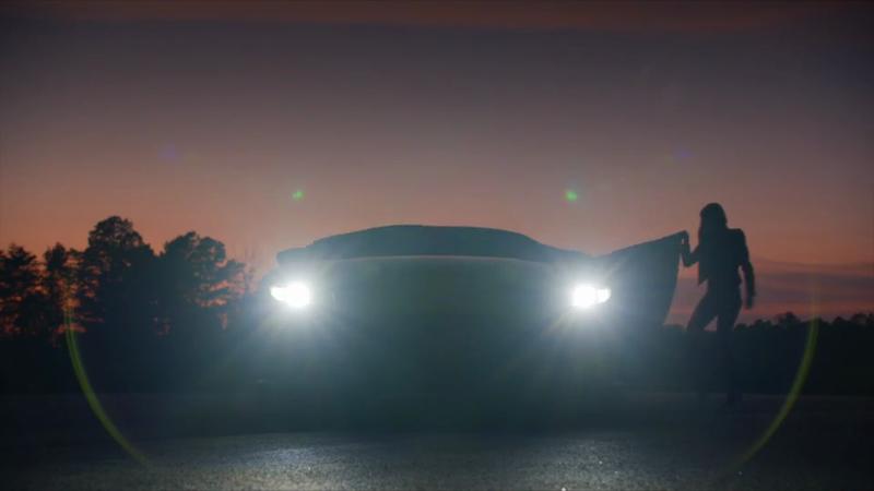 Aston Martin 'Vantage'