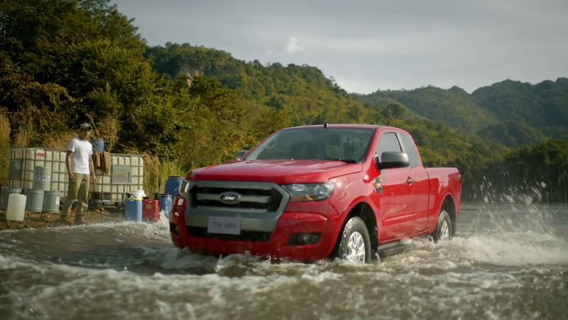 Ford Ranger - Tough